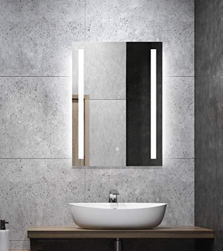 Espejo baño ALLDREI iluminación Espejo baño AD27