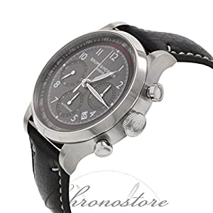 Baume & Mercier Capeland Automatic Chronograph Steel Mens Luxury Strap Watch 10003 de Baume & Mercier