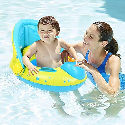 Peradix Aufblasbares Kinderboot Beach Sommer Hingucker für Wasserspaß - 6