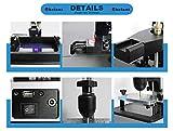 D100 UV-Harz 3D-Drucker SLA/DLP 3D-Drucker mit Touchscreen LCD-Lichthärtung Hohe Genauigkeit (UV 3D printer)