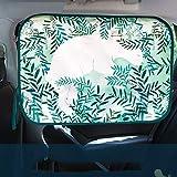 Parasole per auto lato finestra, tende per auto per bambini massimo parasole UV parasole, protezione solare/anti-bambini anti-riflesso (2 pezzi),StyleB