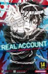 Real Account - tome 14 par Watanabe