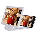 #6: 3D Magnifying Glass Zoom Video Enlarged Screen HD Magnifier All Mobiles - 01