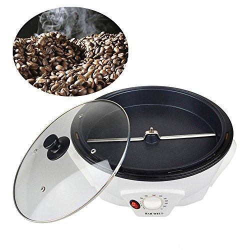 ParaCity Coffee Roaster Home Coffee Beans Roasting machine 220V Test