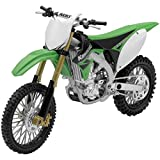 New Ray - 57483 - Véhicule Miniature - Moto Cross - Kawasaki 2012 KXF 450F Echelle...
