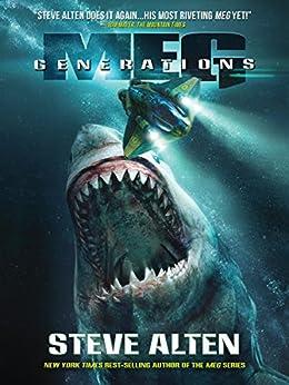 Meg: Generations (English Edition) van [Alten, Steve]