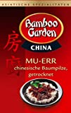 Produkt-Bild: Bamboo Garden Mu-Err chinesische Baumpilze getrocknet, 4er Pack (4 x 25 g)