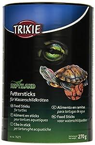+ comida a domicilio: Trixie 76271, Comida Flotante para Tortugas Agua, 270 g