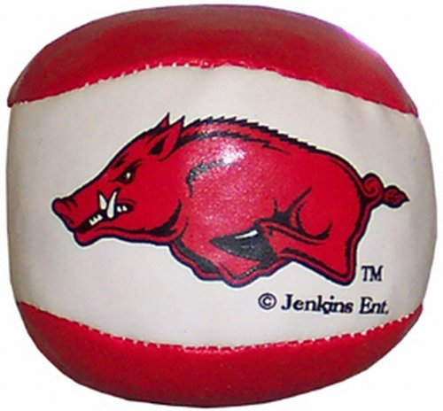 ncaa-arkansas-razorbacks-hacky-sack-ball-running-hog