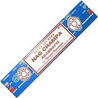 Räucherstäbchen Satya Sai Baba Nag Champa 15g incense sticks 1 Schachtel preisvergleich bei billige-tabletten.eu