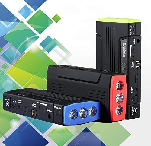 SKINGO arrancador de coches bateria coche Saut démarreur cargador baterias pinzas externas 70ah Booster batearrancador Diesel Moto aspirador portatil