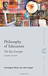 Philosophy of Education: The Key Concepts (Routledge Key Guides)