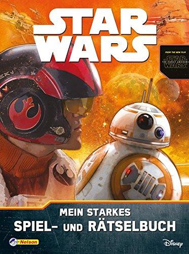 Preisvergleich Produktbild Star Wars - Das Erwachen der Macht: Mein starkes Spiel- und Rätselbuch