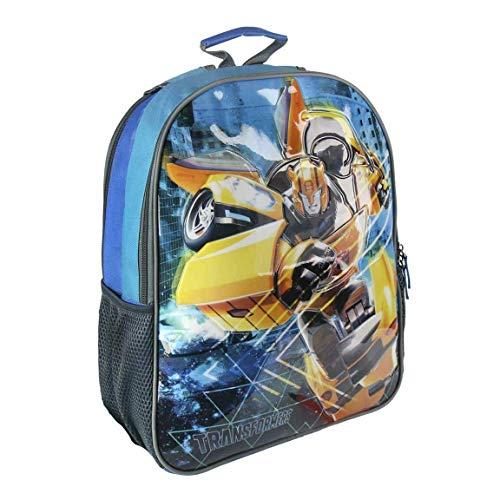 Cerda Reversible School Backpack Transformers 2 in 1 Rucksack Picnics Outdoor Kids Lunch Bag