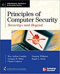Principles of Computer Security: Security+ and Beyond (McGraw-Hill Information Assurance & Security)