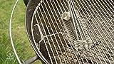 Moesta-BBQ Brush No. 1 - Die 100% Edestahlbürste unter den Grillbürsten - 5