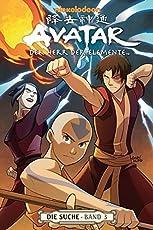 Die Suche, Band 3 (Avatar: der Herr der Elemente, Band 7)