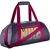 Nike Damen Gym Club Sporttasche, Dark Raisin/Sport Fuchsia/Melon Tint, 56 x 23 x 30.5 cm