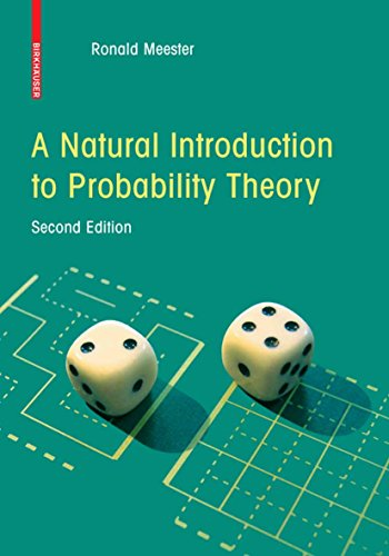 A Natural Introduction to Probability Theory por R. Meester