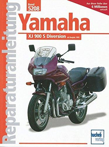 Yamaha XJ 900 S Diversion (Reparaturanleitungen) (034 Batterie)