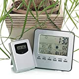 Best Wireless Indoor Outdoor Thermometers - Alcoa Prime Wireless LCD Indoor/Outdoor Thermometer Hygrometer Temperature Review