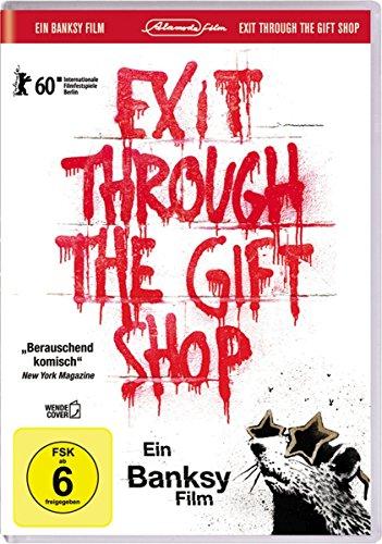Banksy - Exit Through the Gift Shop (inkl. Wendecover und deutscher Fassung) Preisvergleich
