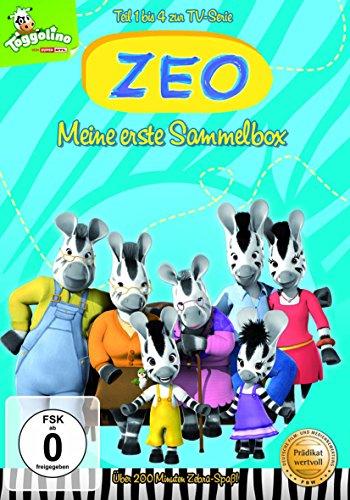 Zeo - Meine erste Sammelbox [4 DVDs] hier kaufen