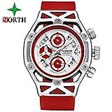 xisnhis schöne Uhren Quarz - Uhr männer Multi - funktions - männer Quarz auf Business Casual - männer - Sport - Wasserdichte