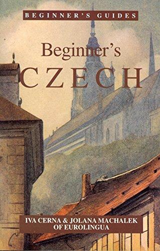 Beginner's Czech (Beginner's Guide)