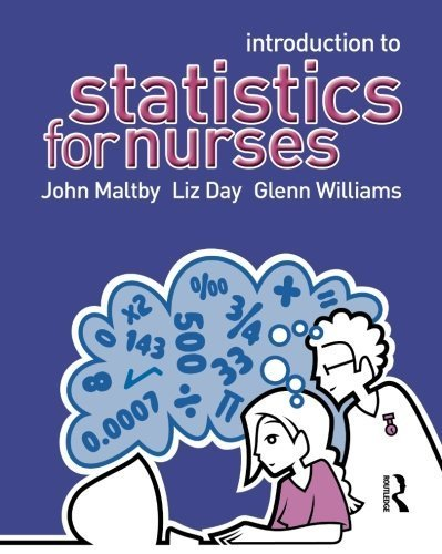 Introduction to Statistics for Nurses by John Maltby (2007-02-07)