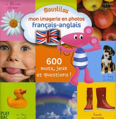 Mon imagerie en photos français-anglais