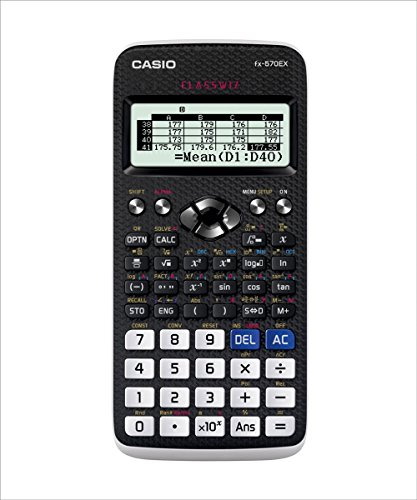 Casio-FX-991EX-Scientific-Calculator-Black