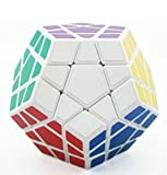 Shengshou Megaminx WHITE speed cube