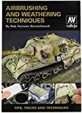Vallejo 075002 Buch Airbrush and Weathering Technics, Nur in Englisch
