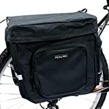 Best Bike Panniers - PedalPro Double Rear Bicycle Pannier Bags Review