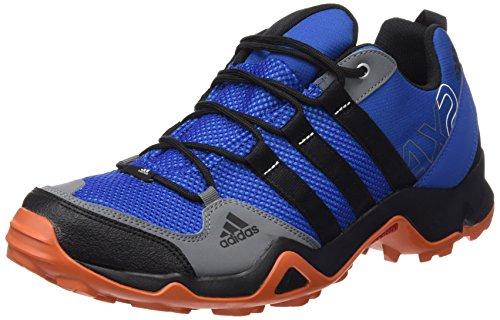 adidas OriginalsAX2 - Scarpe da trekking e da passeggiata Uomo , multicolore (Multicolore (Azul / Negro / Azul (Eqtazu / Negbas / Azuimp))), 42 EU