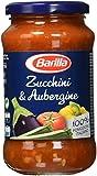 Barilla Pastasauce Sauce Zucchine mit gegrilltem Gemüse, 400 g