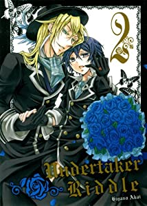 Undertaker Riddle Edition simple Tome 2