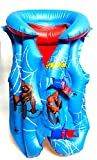 #5: Swimming Life Jacket/Vest Swimming Training Aid for Kids (Blue Spiderman)