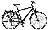 Staiger Louisiana 2015 Trekking Fahrrad Herren schwarz/rot matt (Rahmenhöhe 60)