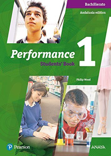 Performance 1 Student's Book para (Andalusia)