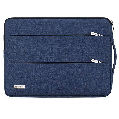 SINSIM 15.6 Zoll Laptop Sleeve Hülle Tasche Sleeve Case Kompatibel Mit 15.6