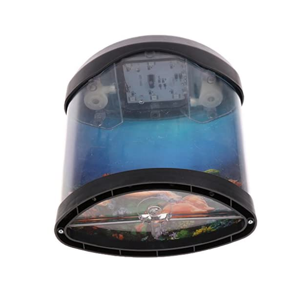 FANTASTIC GIFT JELLYFISH TANK WITH LED LIGHTS JELLYFISH AQUARIUM HOME DECOR