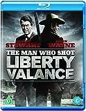 The Man Who Shot Liberty Valance [Blu-ray] [1962] [Region Free]