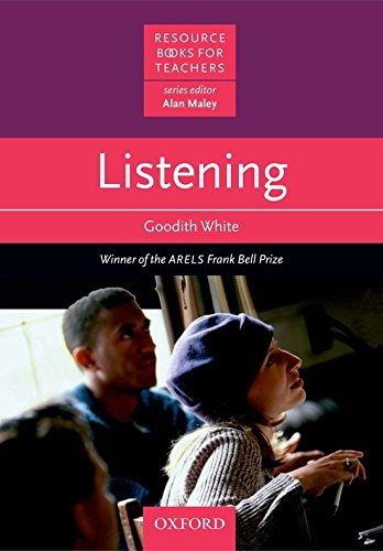 Listening (Resource Books for Teachers)