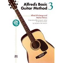Alfred's Basic Guitar Method, Book 3