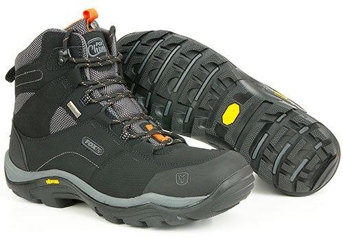 Fox Chunk Explorer High Boots Stiefel - Angelstiefel, Schuhe - Angelschuhe, Anglerschuhe, Outdoorschuhe, Schuhgröße:Gr. 43 / 9
