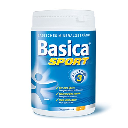 Basica Sport Pulver, 1er Pack (1 x 660 g)
