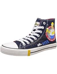 The Simpsons Men's Sneakers