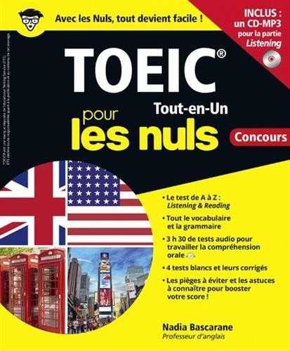 Le TOEIC pour les Nuls Tout en un Concours, 2e édition